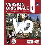 Version originale A1: Kursbuch mit Audio-CD + DVD