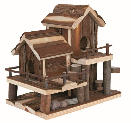 Trixie Natural Living Hamsterhaus Birte, 25 × 24 × 16 cm