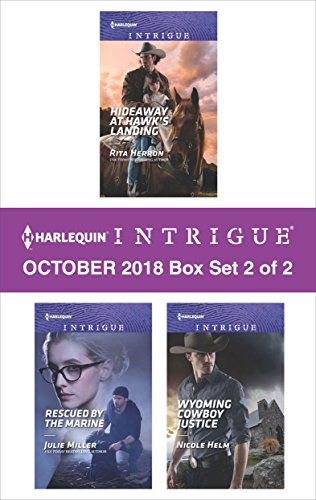 Harlequin Intrigue October 2018 - Box Set 2 of 2: An Anthology (English Edition) -