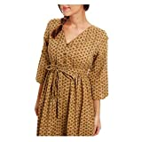 ZEN ETHIC - Vestido - para Mujer Ocre Small