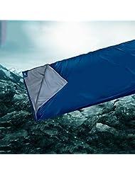 Bolsa De Dormir Sobre La Luz Exterior Primavera Verano Camping Aire Acondicionado Pueden Empalmarse Cómoda Bolsa De Dormir.