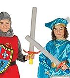 Guirca Fiestas GUI18722 - Espada Medieval de Espuma EVA para Niños