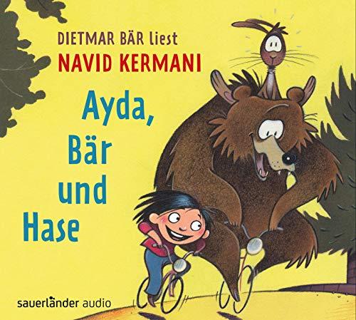 Buchseite und Rezensionen zu 'Ayda, Bär und Hase' von Navid Kermani