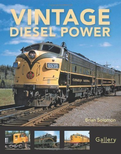 Vintage Diesel Power by Solomon, Brian published by Voyageur Press (2010)
