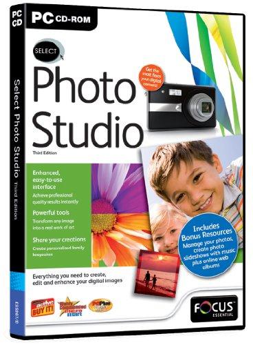 select-photo-studio-3rd-edition-import-anglais