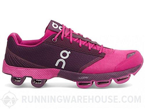 ON Damen Laufschuhe Pink/lila