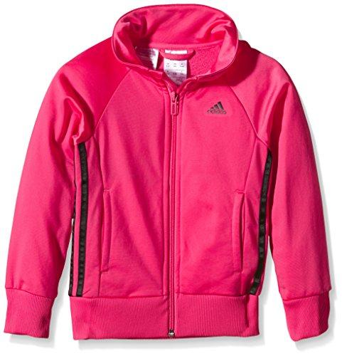 Adidas ragazza Ward Robe giacca da allenamento, Bambina, Wardrobe Trainingsjacke, rosa, 170