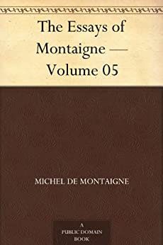 essays montaigne in english Shop for montaigne essays on etsy, the place to express your creativity through the buying and selling of handmade and vintage goods.