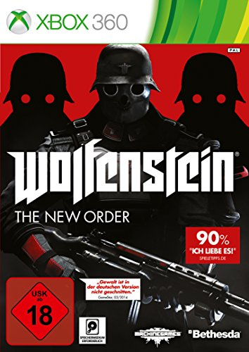 Wolfenstein: The New Order – [Xbox 360]