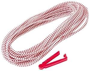 MSR Gummizug-Ersatzkit red/white