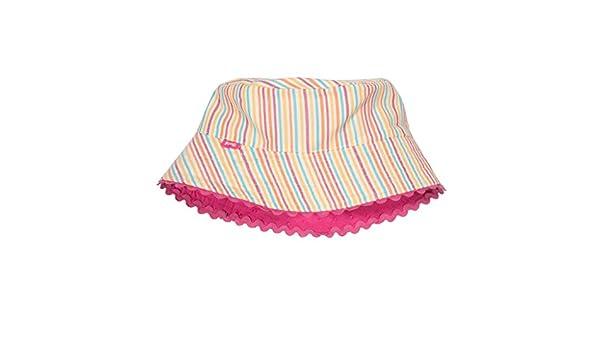 2a194504268 Kite Girls Seersucker Hat 5-9y 134cm Multi  Amazon.co.uk  Clothing