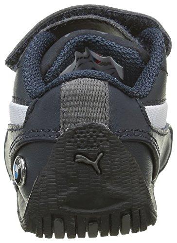 Puma Jungen Drift Cat5 L Bmw V Sneaker Blau  (Team Blue/Team Blue)