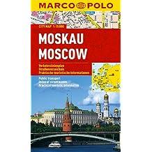 MARCO POLO Cityplan Moskau 1:15 000 (MARCO POLO Citypläne)