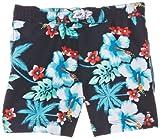 Tommy Hilfiger Jungen Shorts Chad Flower Print Swimshort, Blau-Bleu (Medieval Blue), 134
