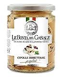 Produkt-Bild: Le Bonta'del Casale Borettane gegrillte Zwiebeln in Öl, 2er Pack (2 x 280 g)