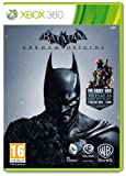 NEW & SEALED! Batman Arkham Origins Microsoft XBox 360 Game UK PAL