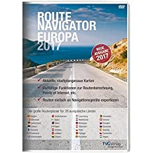 RouteNavigator Europa 2017