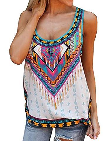Mode Weiblich Klassisch Sommer ärmellos War Dünn Unregelmäßigen T Shirt