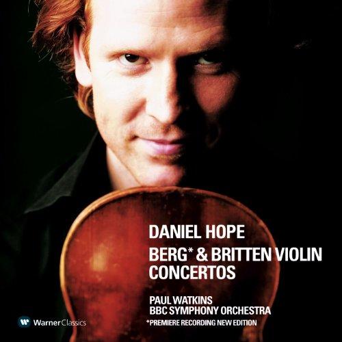 Berg & Britten : Violin Concertos