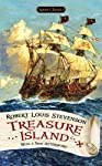 """Robert Louis Stevenson's rousing seafaring classic.  """"Fifteen men on a dead man's chest— Yo-ho-ho, and a bottle of rum!""""  For sheer storytelling delight and pure adventure, Treasure Island has never been surpassed. From young Jim Hawkins's first en..."""