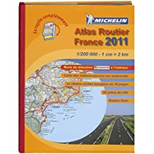 Atlas routier & services utiles France : 1/200 000