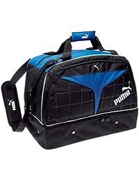 Puma - Bolsa de viaje  negro negro/azul -