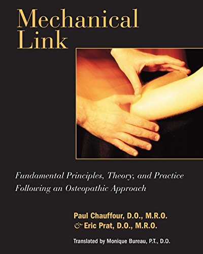Mechanical Link: Fundamental Principles, Theory and Practice in Osteopathy