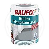 Baufix Boden Flüssigkunststoff, Mittelgrau 5 Liter