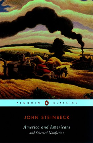 America and Americans: And Selected Nonfiction (Penguin Classics) por John Steinbeck
