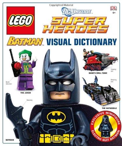 LEGO Batman: Visual Dictionary (LEGO DC Universe Super Heroes) - Daniel Lipkowitz