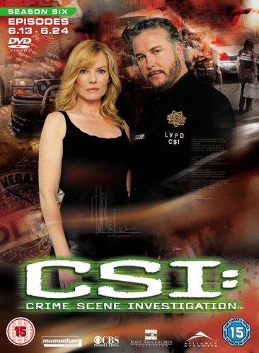 Crime Scene Investigation - Season 6 - Part 2