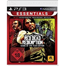 Red Dead Redemption GOTY Essentials - [PlayStation 3]