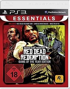 Red Dead Redemption GOTY Essentials - [PlayStation 3]