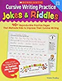 Cursive Writing Practice: Jokes & Riddles, Grades 2-5: - Best Reviews Guide