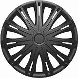 Universal Radzierblende Radkappe Spark schwarz 16