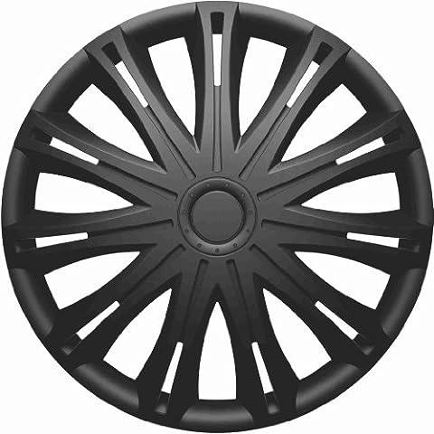 Universal Radzierblende Radkappe Spark schwarz 15
