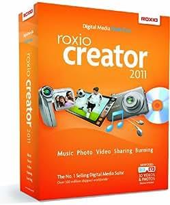 Roxio Creator 2011 (PC)