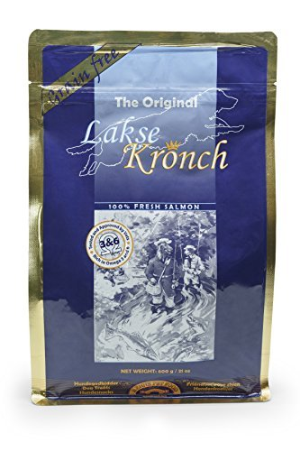 "Artikelbild: Henne Pet Food - Lakse Kronch ""Das Original"" 600 gr."