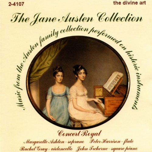 Jane Austen Collection (Music from the Austen Family Collection Performed on Historic Instruments)