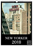 artboxONE Kalender 2018 New Yorker Wandkalender A3 Städte, Städte / New York