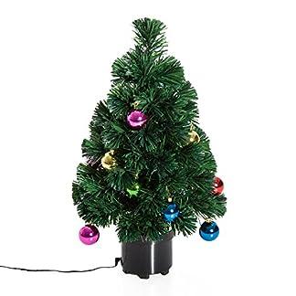 HOMCOM-Weihnachtsbaum-Christbaum-Tannenbaum-Baum-mit-Stnder-PVC-und-Kunststoff-Grn-350-x-350-x-600-cm