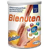 Blenuten Alimento Completo y Equilibrado, Cola Cao - 400 gr