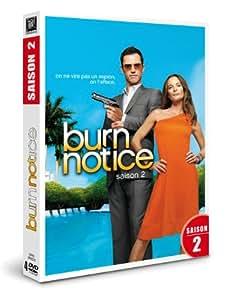 Burn notice, saison 2 - coffret 4 DVD