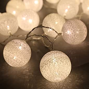 Finether led lampion lichterkette 20er partylichterkette deko f r innen balkon party hochzeit - Weihnachtslichterketten innen ...