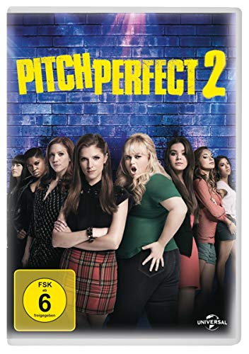 Pitch Perfect 2 - Buch Etagen 2