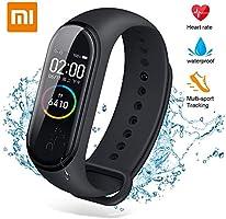Xiaomi Mi Band 4 Activity Tracker,Monitor attività,Monitor frequenza cardiaca Monitoraggio Fitness, Bracciale Smartwatch...