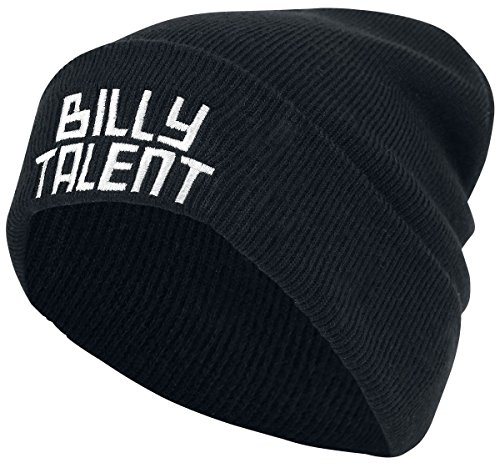 Billy Talent Logo Beanie schwarz
