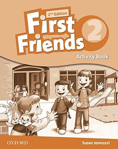 First friends. Active book. Con espansione online. Per la Scuola elementare: 2