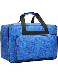 Shoulder Bags Bolsa de Viaje portátil Unisex de Gran Capacidad para Deportes o máquina de Coser