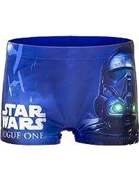 Star Wars Kollektion 2017 Badeshorts 116 122 128 134 140 146 Jungen Sommer Badesachen Badehose Schwimmsachen Stormtrooper Darth Vader